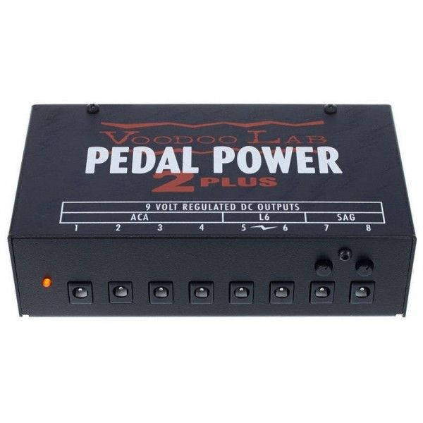VOODOO LAB POWER 2 PLUS lat