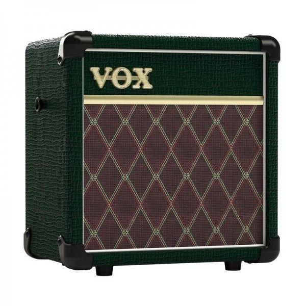 VOX MINI 5 RHYTHM GREEN front