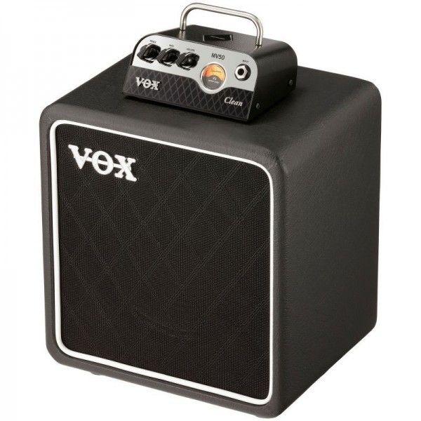 VOX MV50 CLEAN Y BAFLE BC108