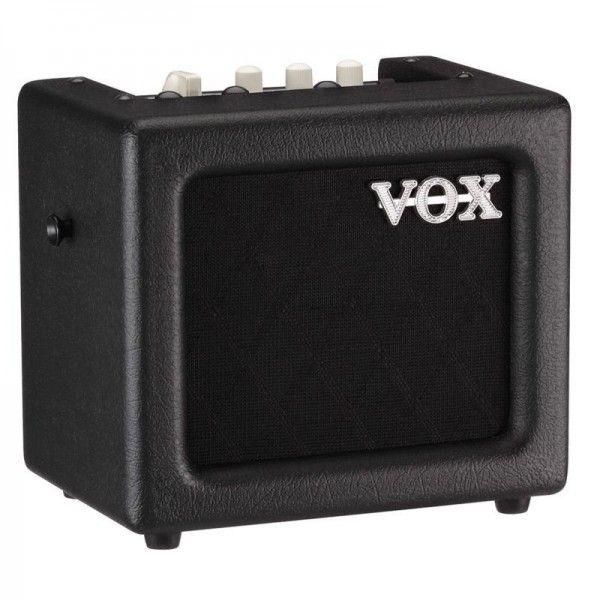 VOX MINI 3 G2 NEGRO front