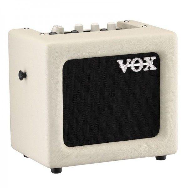 VOX MINI 3 G2 IVORY front