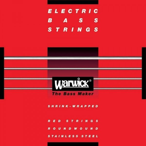WARWICK RED LABEL 5 CUERDAS 45-135