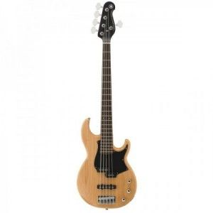 YAMAHA BB235 YELLOW NATURAL SATIN 5 CUERDAS