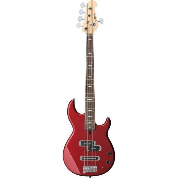 YAMAHA BB425 RED METALLIC 5 CUERDAS