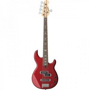 YAMAHA BB425 RED METALLIC 5 CUERDAS