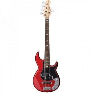 YAMAHA BB425X RED METALLIC 5 CUERDAS