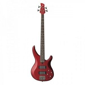 YAMAHA TRBX 304 CANDY APPLE RED