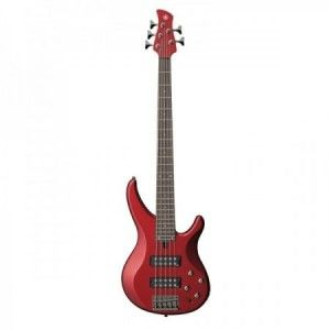 YAMAHA TRBX 305 CANDY APPLE RED 5 CUERDAS