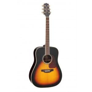 TAKAMINE GD71 BROWN SUNBURST