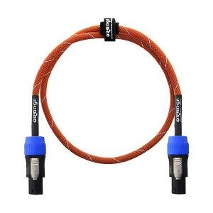 ORANGE CABLE ALTAVOZ 1M SPEAKON-SPEAKON