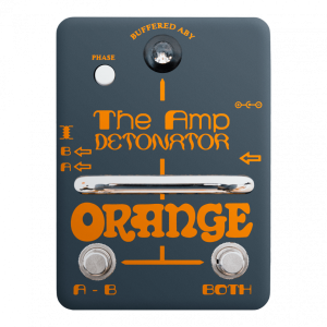 ORANGE THE AMP DETONATOR