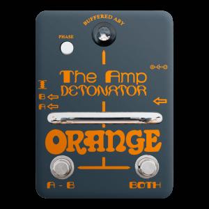 ORANGE THE AMP DETONATOR