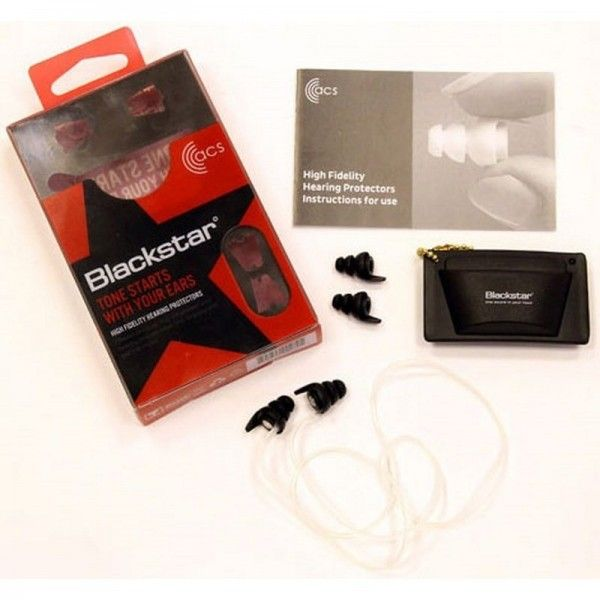 BLACKSTAR EARPLUG SET