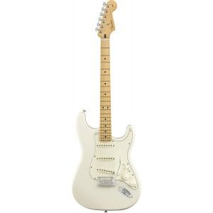 FENDER PLAYER STRATO POLAR WHITE MP