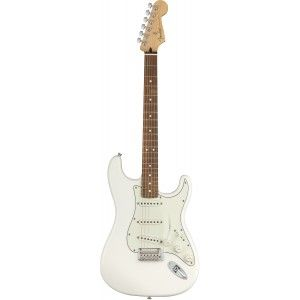 FENDER PLAYER STRATO POLAR WHITE PF