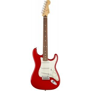 FENDER PLAYER STRATO SONIC RED PF