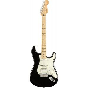 FENDER PLAYER STRATO HSS NEGRA MP