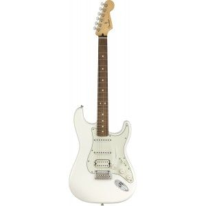 FENDER PLAYER STRATO HSS POLAR WHITE PF