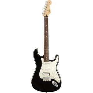 FENDER PLAYER STRATO HSS NEGRA PF