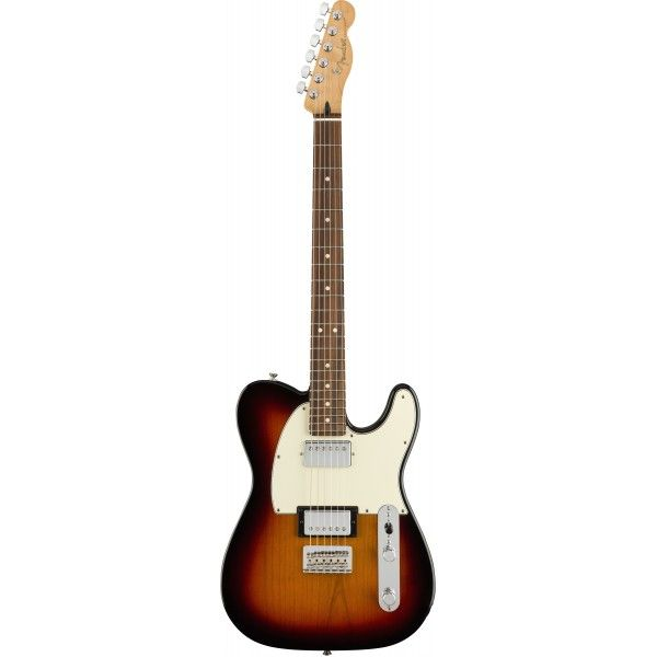 FENDER PLAYER TELECASTER HH 3T SB PF