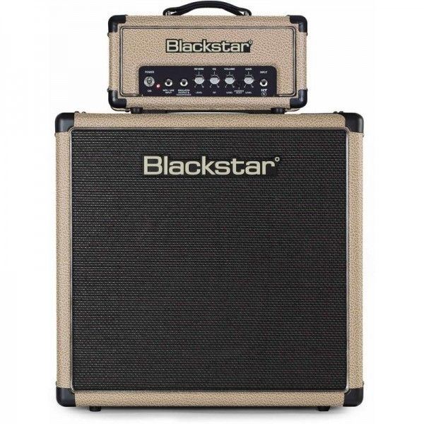 BLACKSTAR STACK HT1RH + HT112 BRONCO TAN