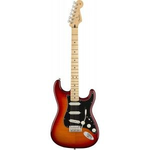 FENDER PLAYER STRATO PLUS TOP ACB MN