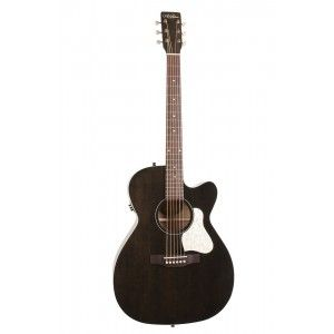 ART LUTHERIE LEGACY Q1T CW FADED BLACK