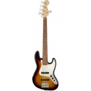 FENDER PLAYER JAZZ BASS V SUNBURST 3 TS PF 5 CUERDAS