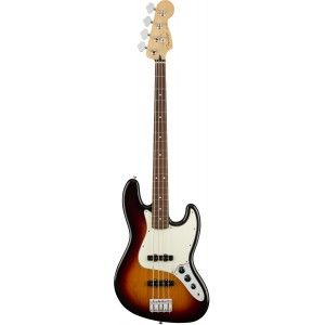 FENDER PLAYER JAZZ BASS SUNBURST PF