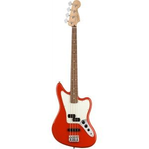 FENDER PLAYER JAGUAR BASS SONIC RED PF