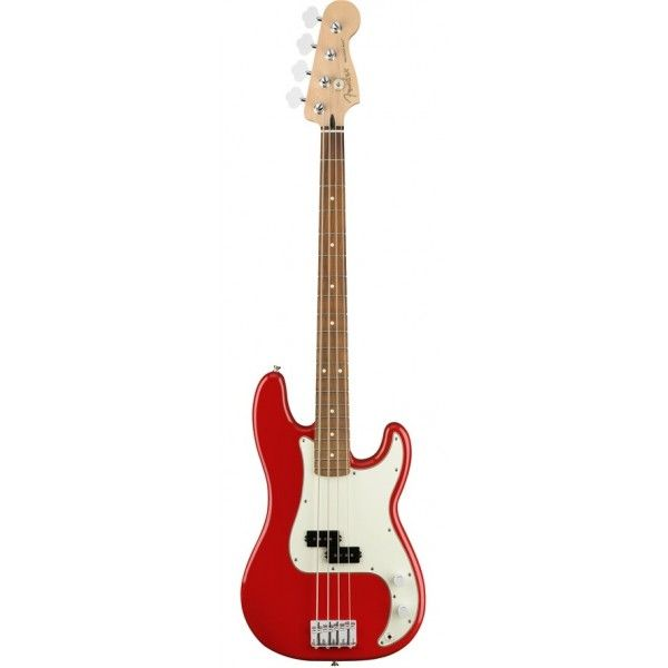 FENDER PLAYER PRECISION BASS SONIC RED PF