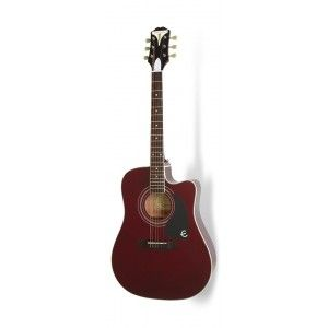 EPIPHONE PRO 1 ULTRA WINE RED