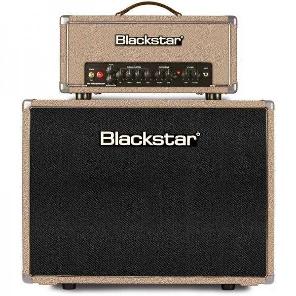 BLACKSTAR HT20H + HT212 BRONCO TAN