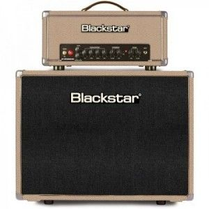 BLACKSTAR HT20H + HT212 BRONCO TAN