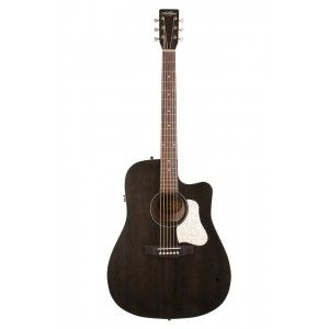ART LUTHERIE AMERICANA Q1T CW FADED BLACK