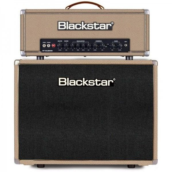 BLACKSTAR HT50H + HTV212 BRONCO TAN
