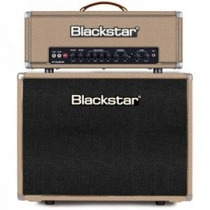 BLACKSTAR HT50H + HTV212 BRONCO TAN