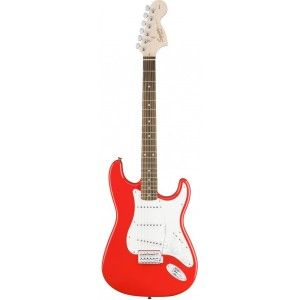SQUIER STRATOCASTER AFFINITY RACE RED RW