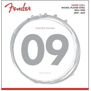 FENDER NICKEL PLATED STEEL 9-42