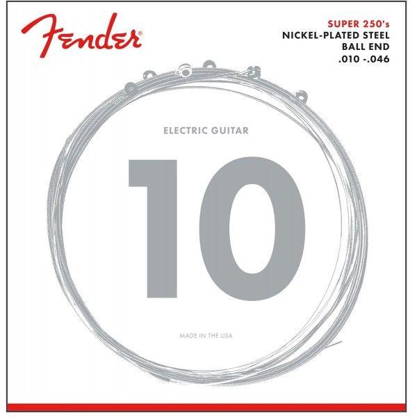 FENDER NICKEL PLATED STEEL 10-46