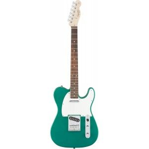 SQUIER AFFINITY TELE RACE GREEN IL