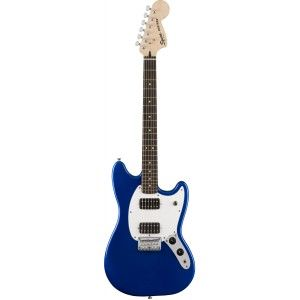 SQUIER BULLET MUSTANG HH IMPERIAL BLUE IL