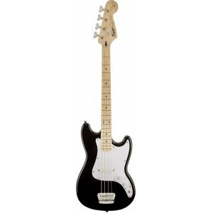 SQUIER BRONCO BASS NEGRO MP