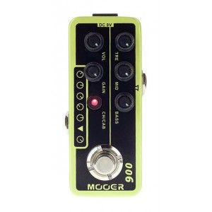 MOOER MICRO PREAMP 006 US CLASSIC DELUXE