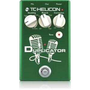 TC HELICON DUPLICATOR