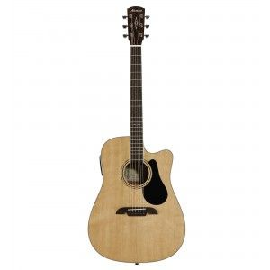 ALVAREZ AD60CE ARTIST DREADNOUGHT NATURAL