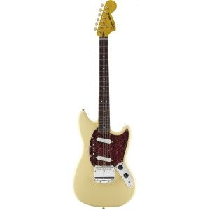 SQUIER MUSTANG VINTAGE MODIFIED VINTAGE WHITE IL