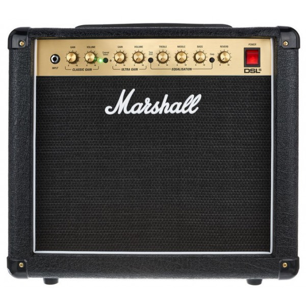 MARSHALL DSL5 front