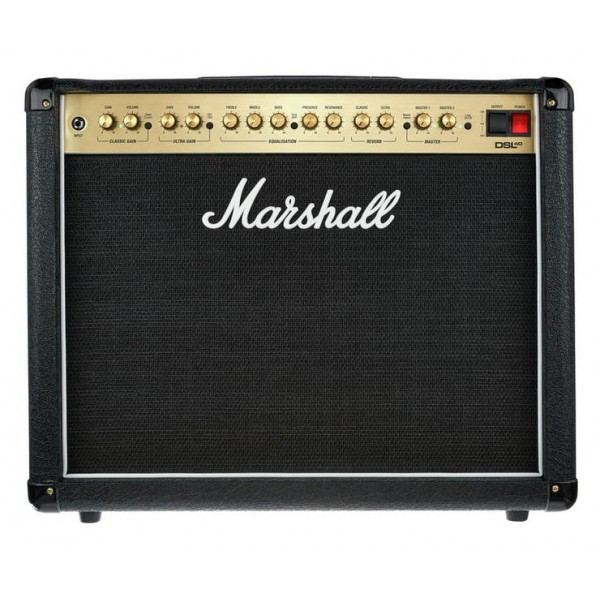 Marshall DSL40 frontal