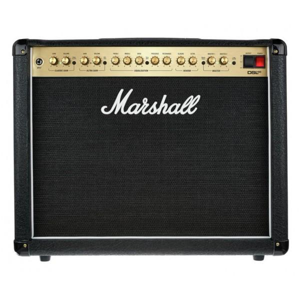 Marshall DSL40 frontal